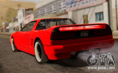 Infernus Hamann Edition New Wheels para GTA San Andreas left