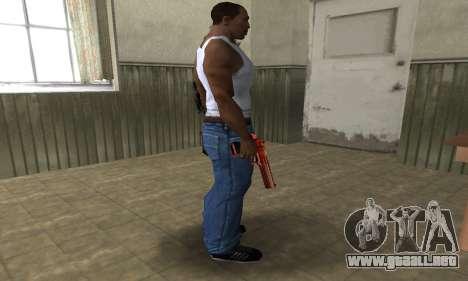 Death Red Deagle para GTA San Andreas