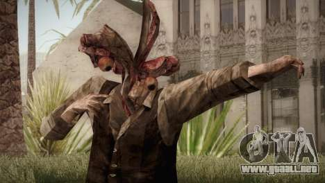RE4 Don Hose Plagas para GTA San Andreas