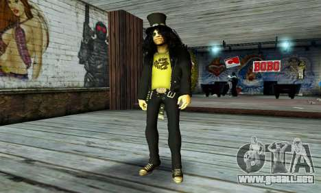 Slash para GTA San Andreas