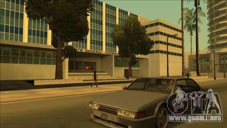 HP pastillas cerca de los hospitales en el estad para GTA San Andreas