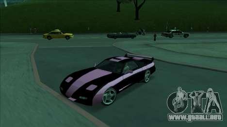 ZR-350 Road King para GTA San Andreas