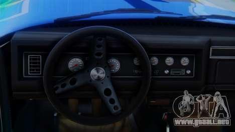 Invetero Coquette BlackFin v2 SA Plate para la visión correcta GTA San Andreas