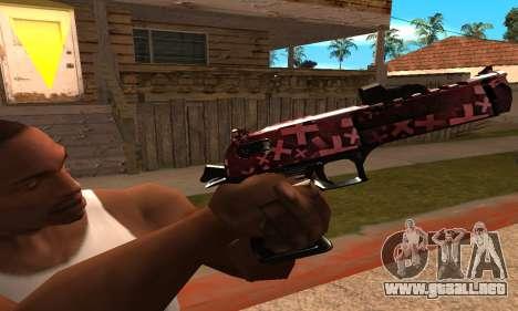 Lamen Deagle para GTA San Andreas tercera pantalla