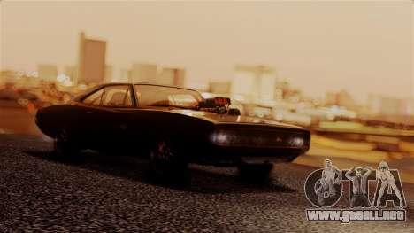 R.N.P ENB v0.248 para GTA San Andreas séptima pantalla