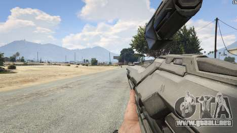 GTA 5 Halo 5 Light Rifle 1.0.0 octavo captura de pantalla