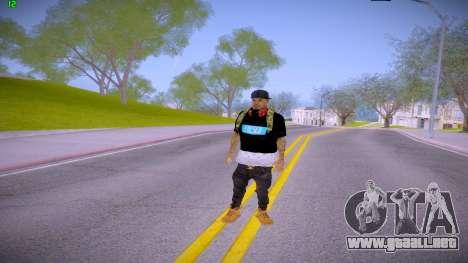 Fresco para GTA San Andreas
