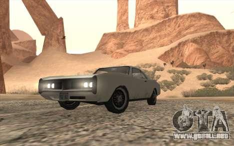 Imponte Dukes SA Style para GTA San Andreas
