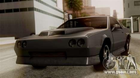 Buffalo New Edition para GTA San Andreas