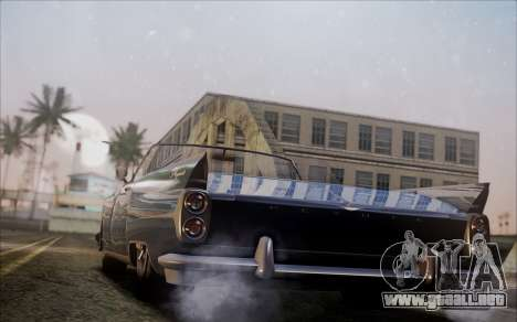 GTA 5 Vapid Peyote para GTA San Andreas left