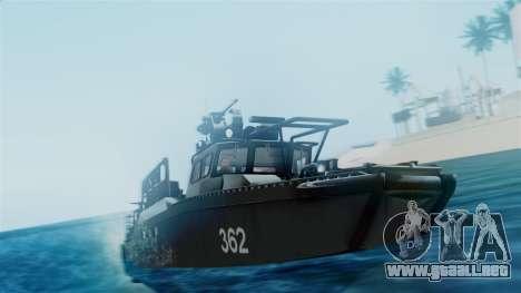 CB90-Class Fast Assault Craft BF4 para la visión correcta GTA San Andreas
