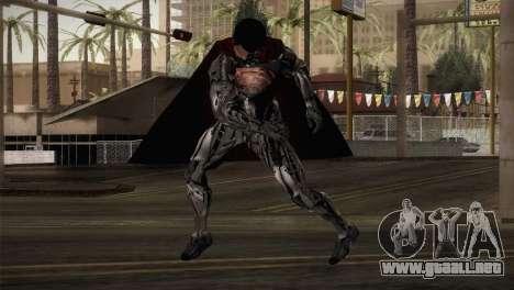 Superman Cyborg v1 para GTA San Andreas