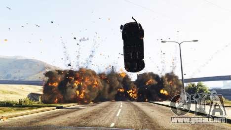 GTA 5 Apoyo aéreo v1.3 tercera captura de pantalla