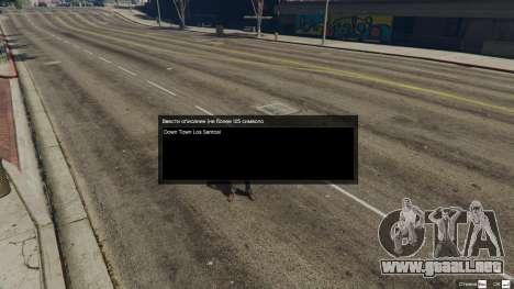 GTA 5 Where Am I tercera captura de pantalla