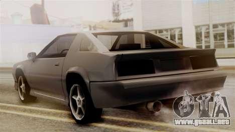 Buffalo New Edition para GTA San Andreas left