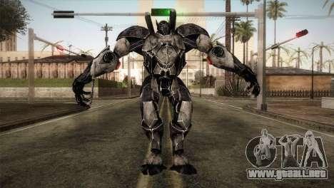 Batman Suit para GTA San Andreas segunda pantalla