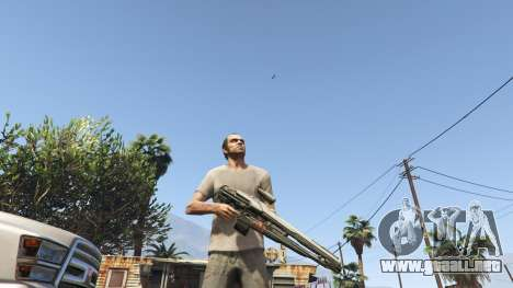 GTA 5 Halo 5 Light Rifle 1.0.0