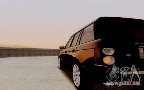 ENB Series Ultra Graphics for Low PC v3 para GTA San Andreas tercera pantalla