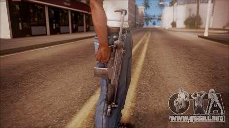 HK-51 from Battlefield Hardline para GTA San Andreas tercera pantalla