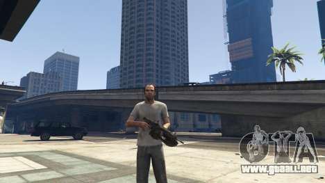 GTA 5 Gears of War Lancer 1.0.0