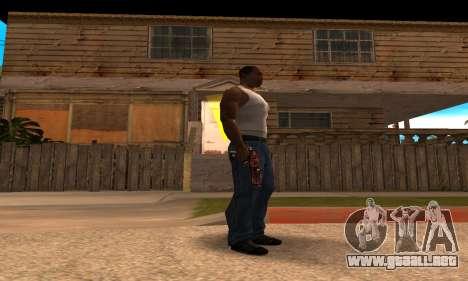Lamen Deagle para GTA San Andreas segunda pantalla