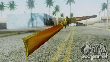 Rifle from Silent Hill Downpour para GTA San Andreas segunda pantalla
