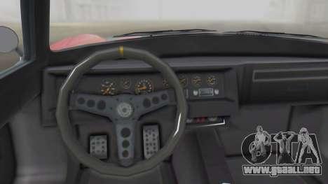 GTA 5 Benefactor Stirling para la visión correcta GTA San Andreas