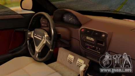 Honda Civic JnR Tuning para la visión correcta GTA San Andreas