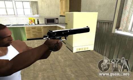 Death Red Deagle para GTA San Andreas tercera pantalla