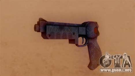 Laser Pistol para GTA San Andreas