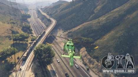GTA 5 Improved freight train 3.8 segunda captura de pantalla