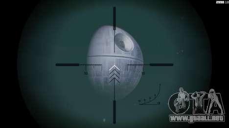 GTA 5 DeathStar Moon v3 Complete Deathstar