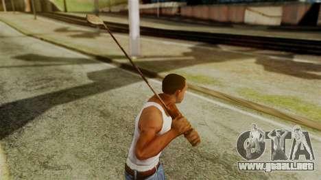 Golf Club from Silent Hill Downpour para GTA San Andreas tercera pantalla