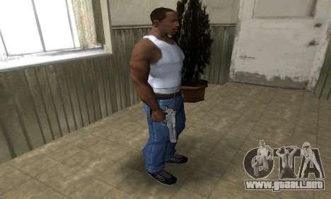 Old Deagle para GTA San Andreas tercera pantalla