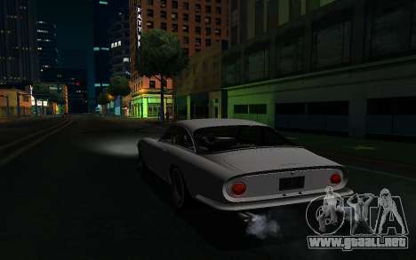 Zolta ENB para GTA San Andreas segunda pantalla