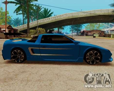 Infernus Lamborghini para GTA San Andreas left