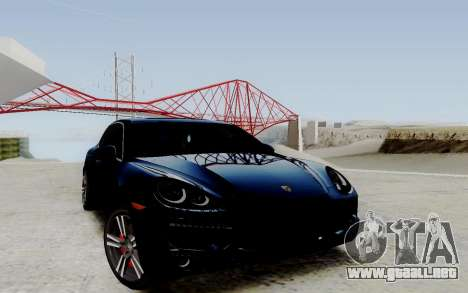 ENB Series Ultra Graphics for Low PC v3 para GTA San Andreas segunda pantalla