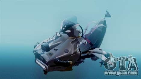 NRG Moto Jet Buzz Clean Model para la visión correcta GTA San Andreas
