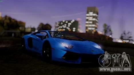 R.N.P ENB v0.248 para GTA San Andreas sexta pantalla