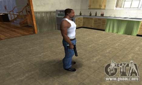 Desert Eagle para GTA San Andreas tercera pantalla