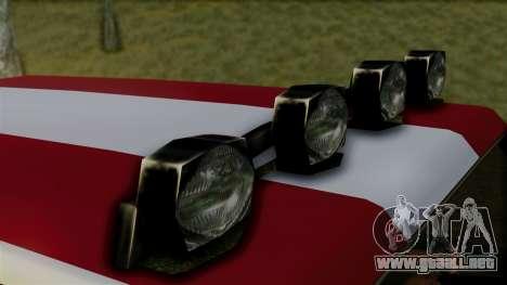 New Sandking para la visión correcta GTA San Andreas