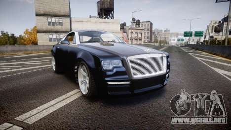 GTA V Enus Windsor para GTA 4