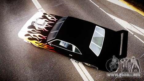 Patriot Vegas G20 Firebomb para GTA 4 visión correcta