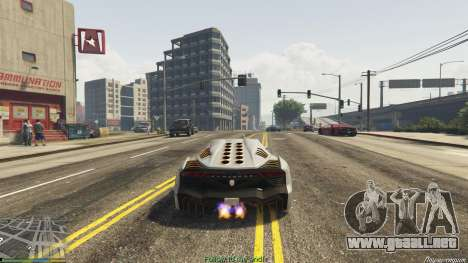 Drag Race 1.2a para GTA 5