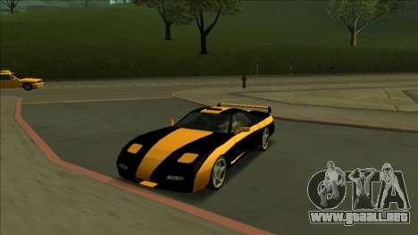 ZR-350 Road King para el motor de GTA San Andreas
