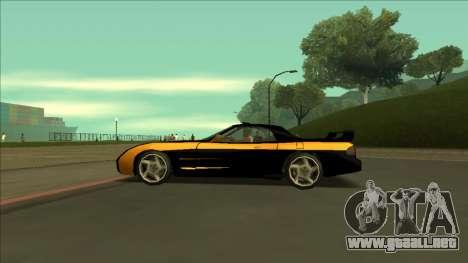 ZR-350 Road King para la vista superior GTA San Andreas