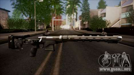 300 Knockout from Battlefield Hardline para GTA San Andreas