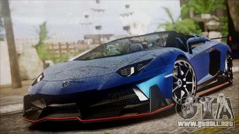 Lamborghini Veneno LP700-4 AVSM Roadster Version para GTA San Andreas