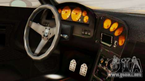 Pegassi Osyra Full Extras para la visión correcta GTA San Andreas