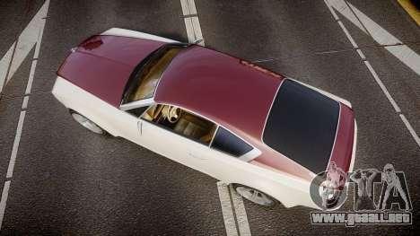 GTA V Enus Windsor para GTA 4 visión correcta